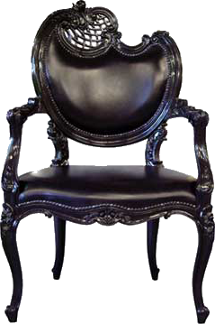 Black Beauty Chair